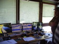 Varistaipaleen kanavan ohjauskeskus Varistaipale kanals kontrollcentrum