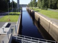Taipaleen kanava Taipale kanal