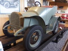 Korvensuu, 1. Suomessa rakennettu auto/ Korvensuu den 1. i Finland tillverkade bilen