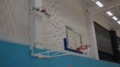 Seinään kiinnitettävät koripallotelineet EN 1270