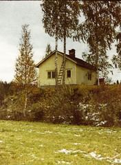 Valkjärven mökki.