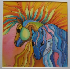 PSYCHEDELIC HORSES  MYYTY