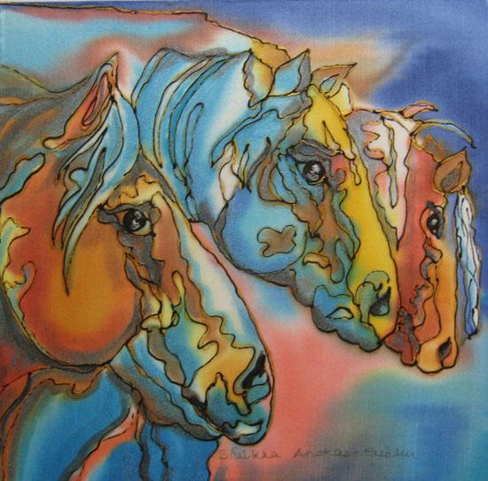 HIPPIE HORSES MYYTY