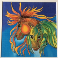 PUNK ROCKING HORSES