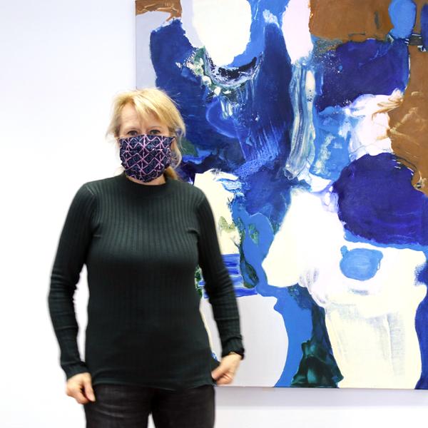 Sirpa Häkli, Teijon Masuunin gallerian näyttelyn ripustus