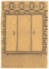Sirpa Häkli, Katalonialaisia huonekaluja   Catalan Furniture (II)
