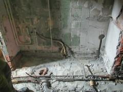 Pesuhuone kunnostettiin pohjia myöten.