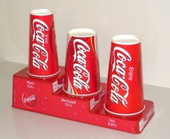 Coca-Cola mukiteline
