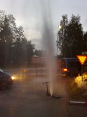 Vesijohto, Kantvik, ei pystyputkea,ASB