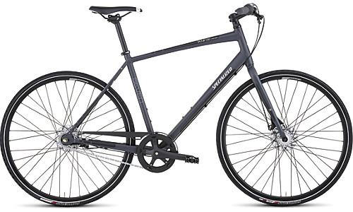 Hey Copenhagen // Black + Orange Single Speed Gent (53 cm) - Hey Cycle ...
