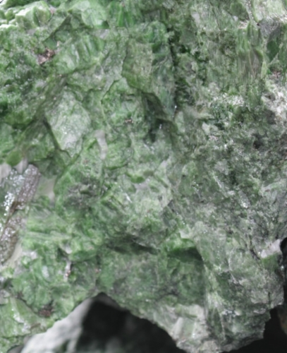 Rough Stones - Chromian Diopside