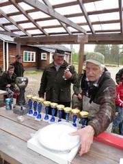 Veikko Kumpuniemi ja Sulo Leskelä