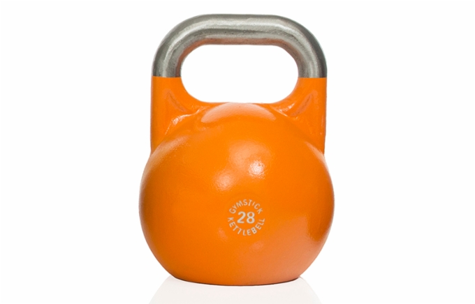 varastossa vähittäishinnat uusi kokoelma Gymstick kilpa kahvakuula 28 kg | Spotox - For A Better ...