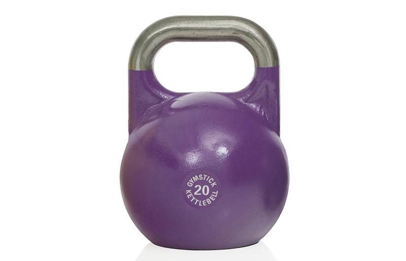 klassinen tyyli uusi halpa sävyt Gymstick kilpa kahvakuula 20 kg | Spotox - For A Better ...