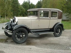 Ford A-60-A 1928