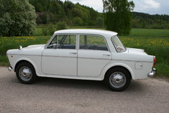 Fiat 1100D - 1965