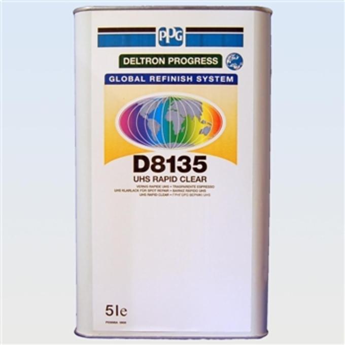 PPG D8135 UHS Rapid Clear | storenvari fi