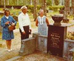 Virtasalmi 1969. Vas Elvi Lipsanen, Antti Lipsanen jaToini Lipsanen