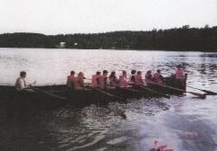 kirkkoveneessä