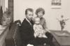 Airi Kantanen: Reino ja minä, ensimmäinen tyttö Anne meidan yhteisessä kodissa 29.3.1965
