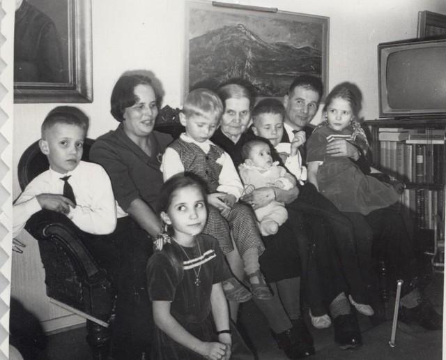 Heilala perhe1967