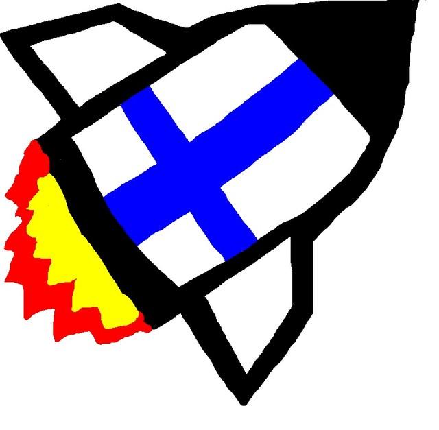 suomalaineastronauttilogo