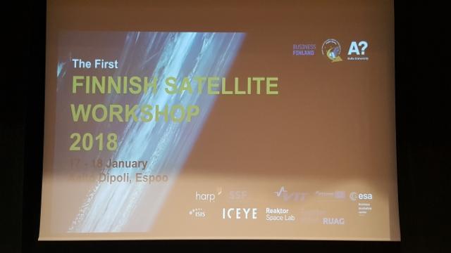 finnishsatelliteworkshop