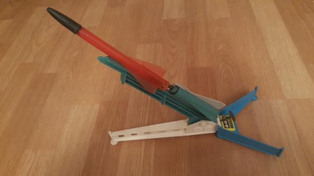 leikkiraketti