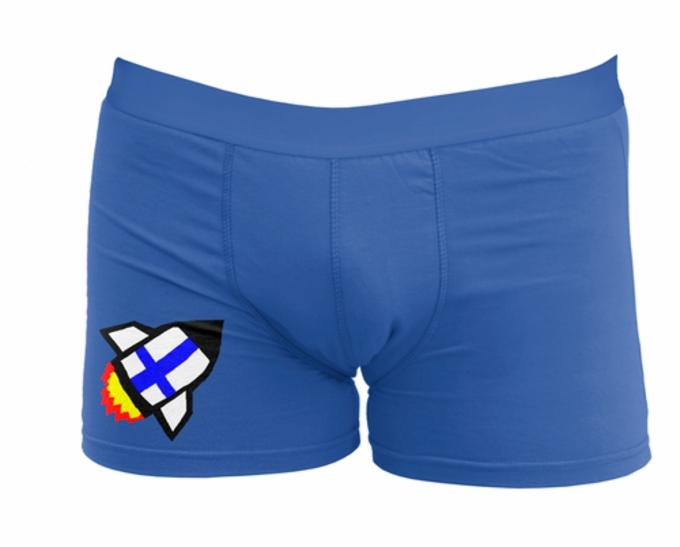 RAKETTI-Boxerit siniset  e8aac3f2bf