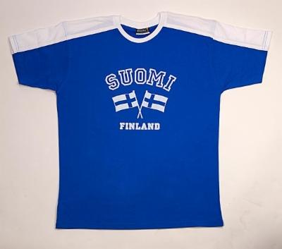 Miesten Suomi t-paidat  b14f2f2214