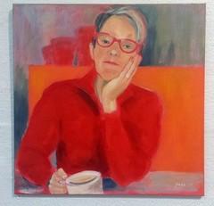 Jane Peltoniemi, Omakuva