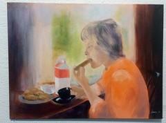 Jane Peltoniemi, Aamu