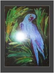 Sininen lintu Aune Vänskä