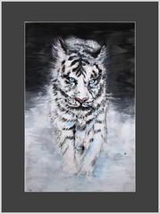 Valkoinen tiikeri Aune Vänskä