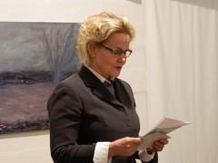 Liisa Ollila, avajaispuhe