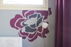 Ruusut makuuhuoneessa 2