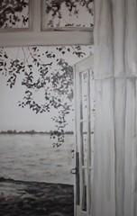 ikkunamaisema lukko