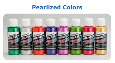 Createx PEARLIZED 60ml