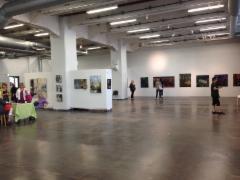 Missä tilassa päättötyönäyttely 2015