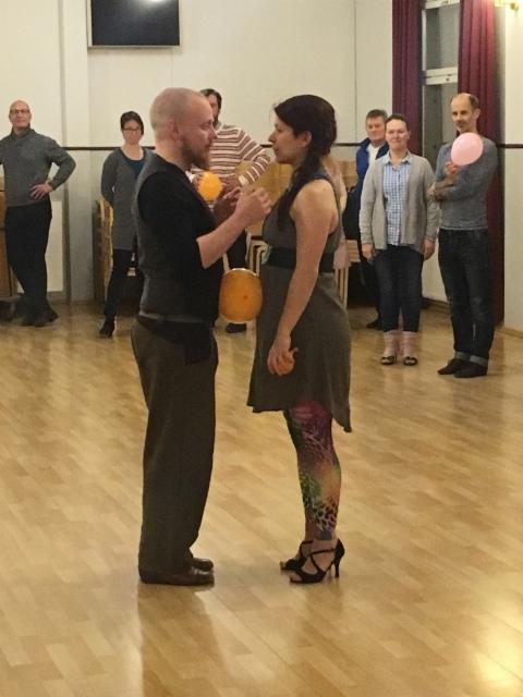 Timon ja Margon argentiinalainen tango