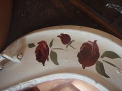 Perinteistä koristemaalausta