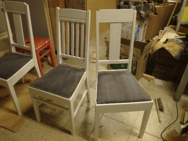 Tuolit valmiina