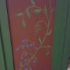 Vanhan kaapin koristemaalaus