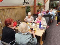 Hansapäivien ensimmäinen ruokailu Pärnussa