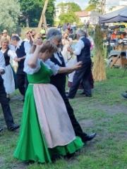 Tanssi sujuu