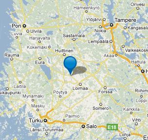 Kartta Alastaro Kartta