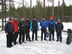 Seniorit seuraottelu Lahti - Jämi 6.3.2014