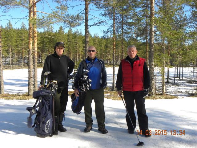 Hannu, Pekka ja Rauno