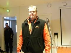 Snow Golf puh.johtaja yleinen sarja kolmas Jari Manninen