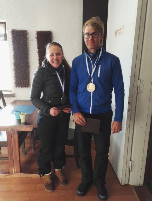 Vuoden 2015 mestarit uusivat tittelin myös 2017 Emmi ja Aleksi